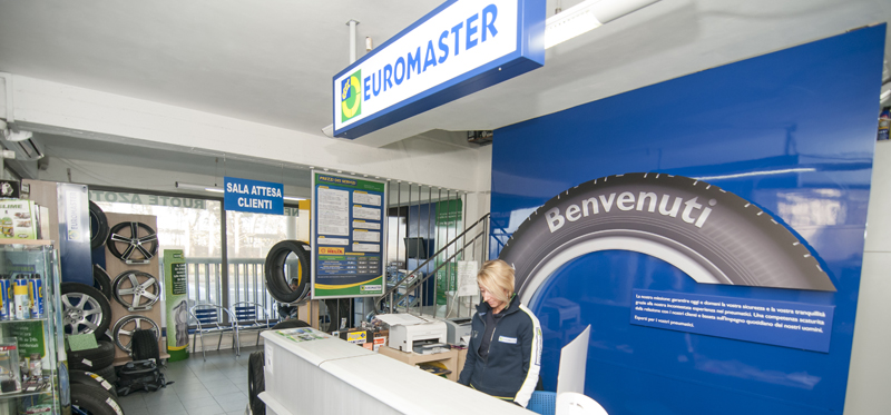 Centro servizi Euromaster